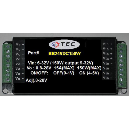 24V DC to DC Converter Battery Charger